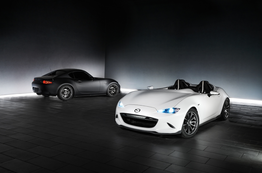 Mazda MX Speedster Evolution